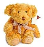 Aurora Teddy Original 8 Golden Brown Bear