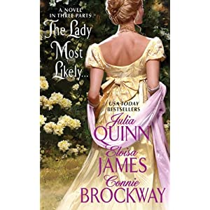 The Lady Most Likely... by Julia Quinn, et [...] </p> </body></html>