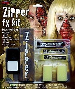Zipper FX Makeup Kit by Fun World