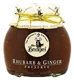 Mrs Bridges Rhubarb and Ginger Preserve