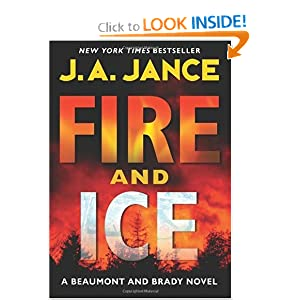 Fire and Ice - J.A. Jance