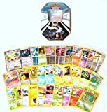 Nintendo 30 Pokemon Card Pack Lot - With Level X Or Ex + Bonus Mew A Collectors...