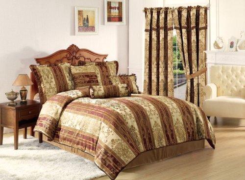 Gold Bedding Will Dress Up Your Bedroom