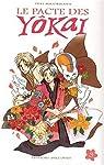 Le pacte des Y�kai, tome 3  par Midorikawa