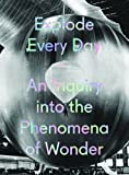 img - for Explode Every Day: An Inquiry into the Phenomena of Wonder book / textbook / text book