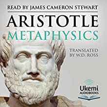 Metaphysics Audiobook by  Aristotle Narrated by James Cameron Stewart