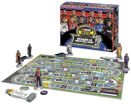 2007-chase-for-the-nascar-nextel-cup-board-game