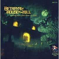 Wizards of the Coast 266330000WOC Betrayal At House On The Hill Game - 2nd Edition