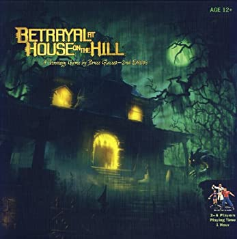 Wizards Betrayal At House On The Hill Game