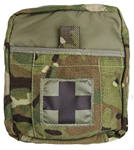Genuine British Army, OSPREY MTP Medic Pouch/ First Aid