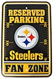 Official National Football League Fan Shop Authentic NFL Parking Sign (Pittsburgh Steelers)