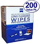Zeiss Pre-Moistened Lens Cloths Wipes...