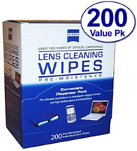Imagen de Zeiss prehumedecida Paños Paños lente 200c
