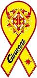 RibbonMagnetサッカーシリーズ/ギラヴァンツ北九州