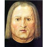 Art Panel - Head Of A Man Child By Durer