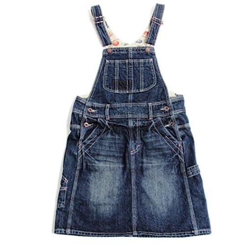 (ベティスミス) Betty Smith ジャンパースカート L 02.インディゴ BAW8019
