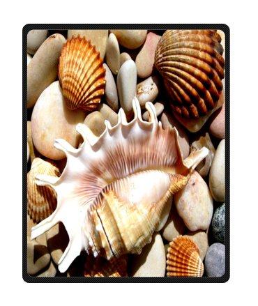 Seashell Throw Blanket front-1034692
