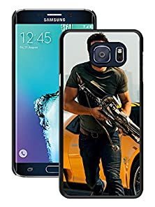 buy Brand New Custom Mark Wahlberg 11 Samsung Galaxy S6 Edge Plus Black Case