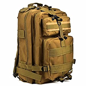 Sport Outdoor Military Rucksacks Tactical Molle Backpack Camping Hiking Trekking Bag
