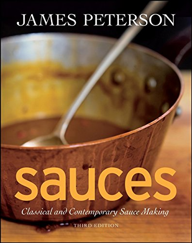 Sauces: Classical and Contemporary Sauce Making, 3rd Edition (Best Pasta Sauces compare prices)