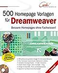 500 Homepage Vorlagen f�r Dreamweaver