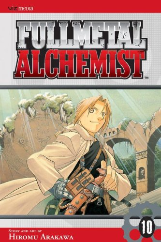 Fullmetal Alchemist 10 (Fullmetal Alchemist (Graphic Novels))Hiromu Arakawa