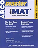 img - for Master the Mat 2001: Miller Analogies Test (Master the Mat: Miller Analogies Test, 8th ed) book / textbook / text book