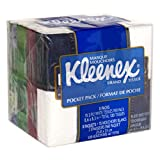 Kleenex Pocket Pack White Tissue