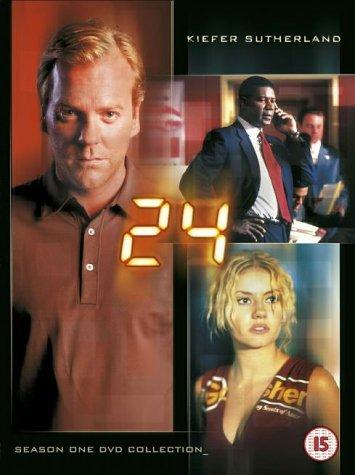 24 - Season 1 [DVD]