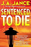 img - for Sentenced to Die: Until Proven Guilty, Injustice for All, Trial by Fury book / textbook / text book