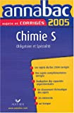 Chimie S Enseignement obligatoire et de spcialit