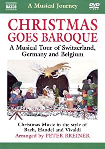 Christmas Goes Baroque: Musical Tour Switzerland