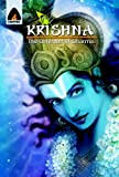 img - for Krishna: Defender of Dharma: A Graphic Novel (Campfire Graphic Novels) book / textbook / text book