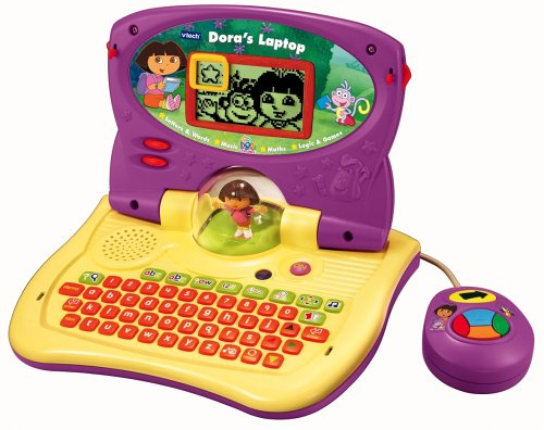 VTech - Dora the Explorer Laptop
