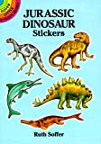 img - for Jurassic Dinosaur Stickers (Dover Little Activity Books Stickers) book / textbook / text book