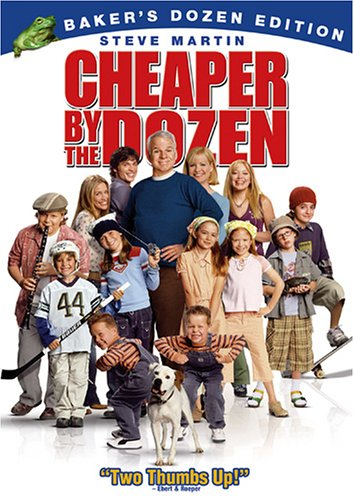 Cover art for  Cheaper by the Dozen (Baker's Dozen Edition)