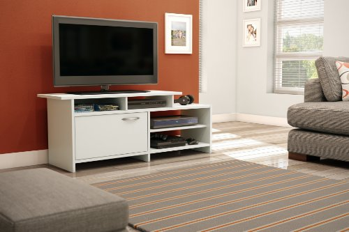 south shore grace tv stand pure white lowes lowes
