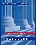 img - for Student Solutions Manual for Calculus: One and Several Variables, Eighth Edition book / textbook / text book