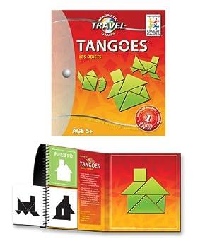Smart Games - SGT 130 FR - Jeu de Société - Tangoes - Les Objets
