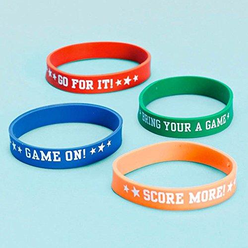 Football Attitude Bracelets