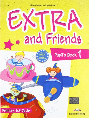 EXTRA AND FRIENDS 1