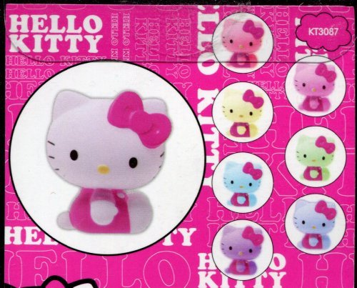 Hello Kitty Color Changing LED Mood Lamp - 1