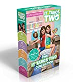 img - for The It Takes Two Collection (Stretchy Headband Inside!): A Whole New Ball Game; Two Cool for School; Double or Nothing; Go! Fight! Twin! book / textbook / text book