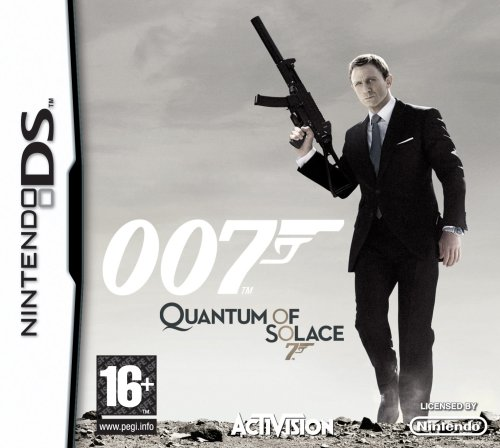 James Bond 007: Quantum of Solace (Nintendo DS)
