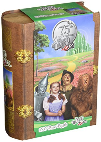 Masterpieces 1000-Piece Jigsaw Puzzle, 19.25 by 26.75-Inch, The Wizard of Oz