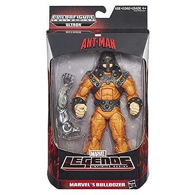 Marvel Legends Infinite Series Bulldozer from Hasbro