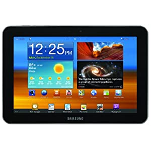 Amazon Lightning Deal: Samsung Galaxy GT-P7310MVGR 8.9-Inch 32GB Tablet - Metallic Gray $399.99