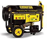 Champion Power Equipment 76521 3000 PSI Gas Powered Pressure Washer with Wireless Remote Electric Start