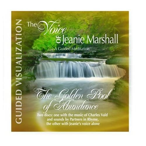 The Golden Pool Of Abundance Guided Meditation Jeanie Marshall