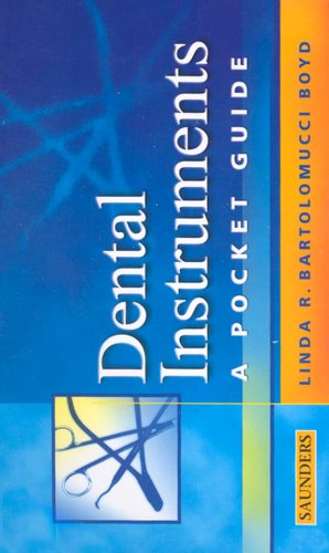 Dental Instruments:  A Pocket Guide, 1e